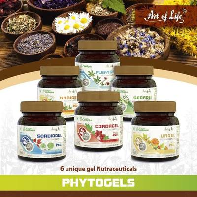 Phytogels New Packing